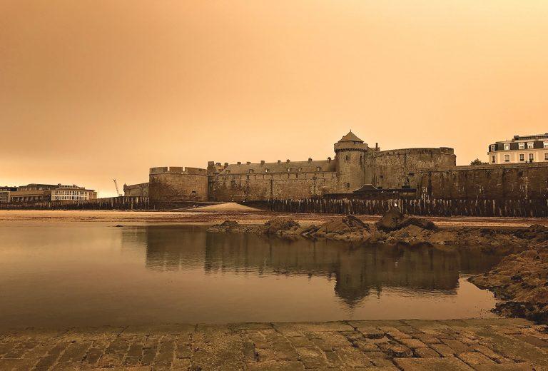 Imagerie de Bretagne depuis IPhone 6