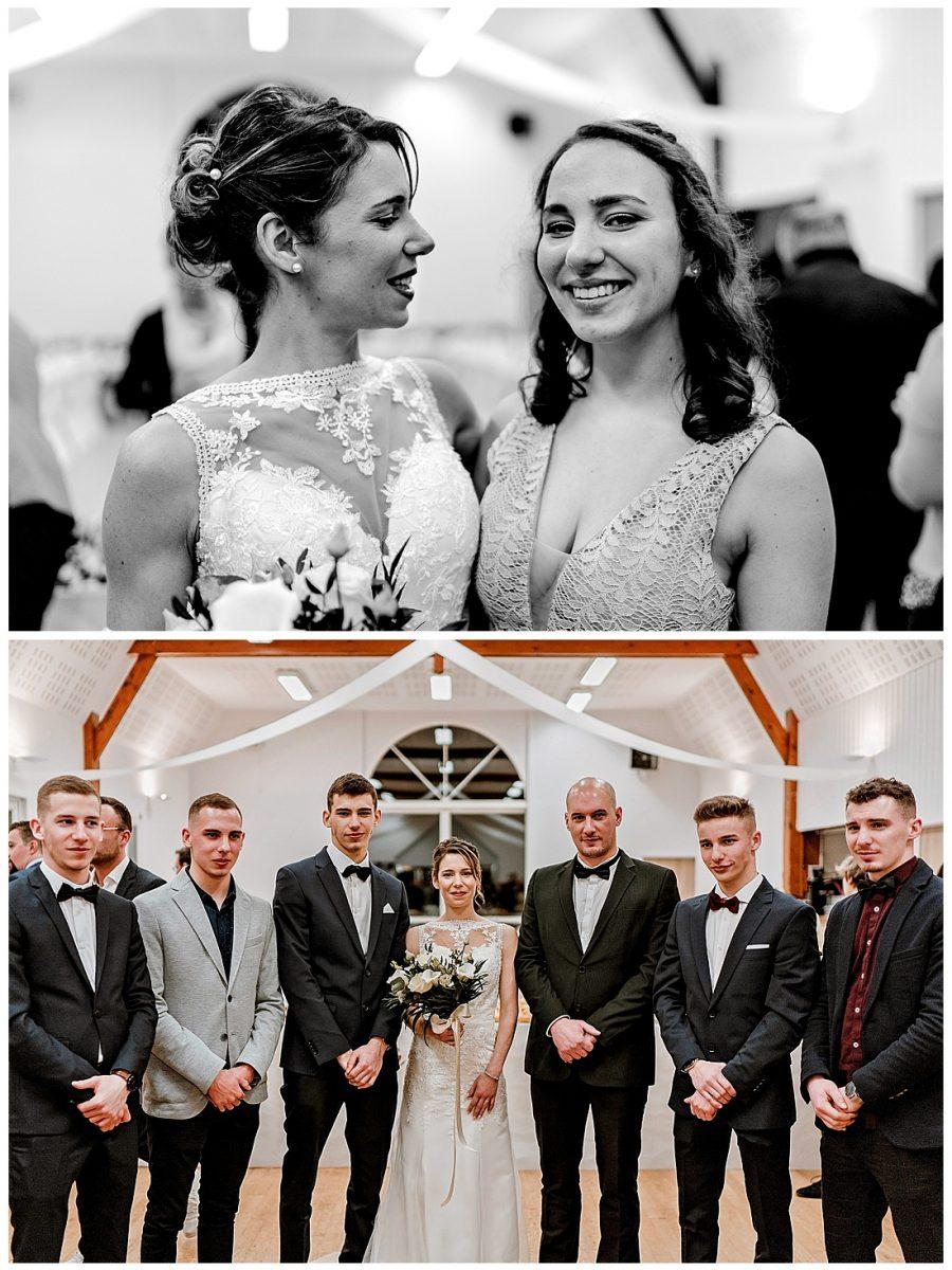 Mia dans la lune, en famille reportage de mariage Saint Malo