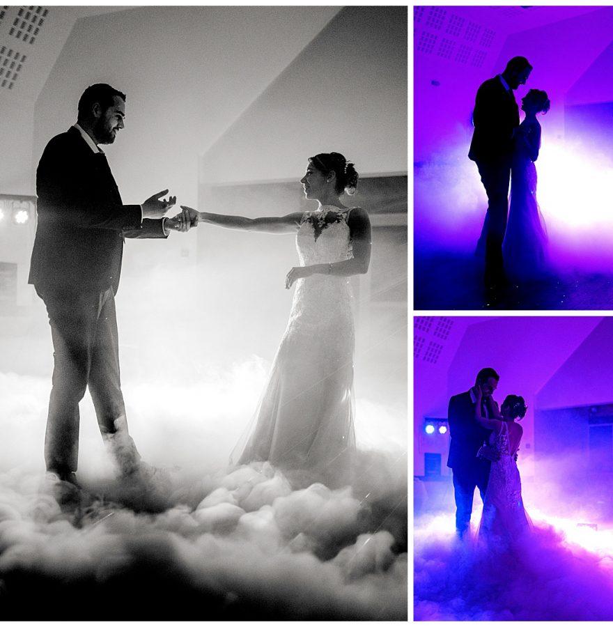 mia dans la lune, mariage d'hiver à Saint Malo, l'ouverture du bal